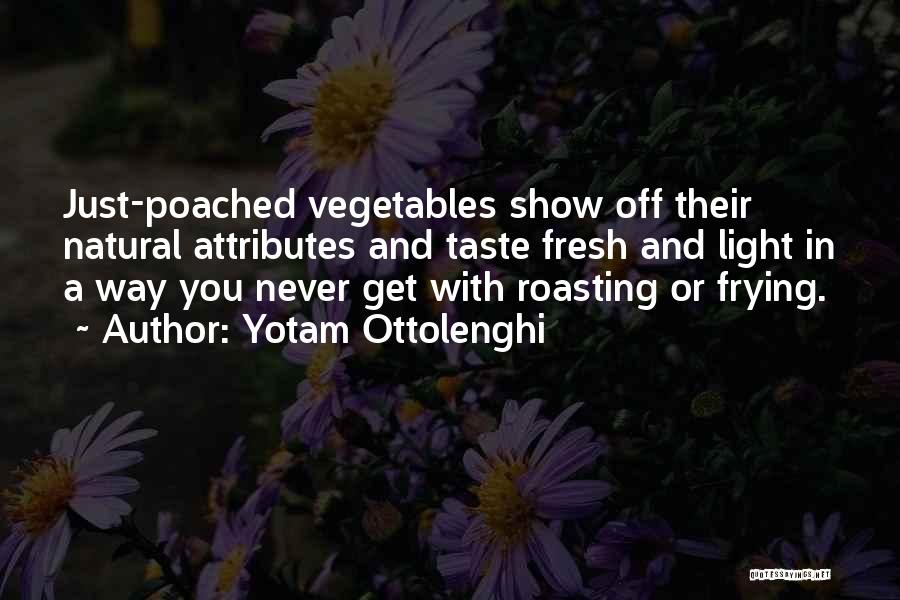 Attributes Quotes By Yotam Ottolenghi