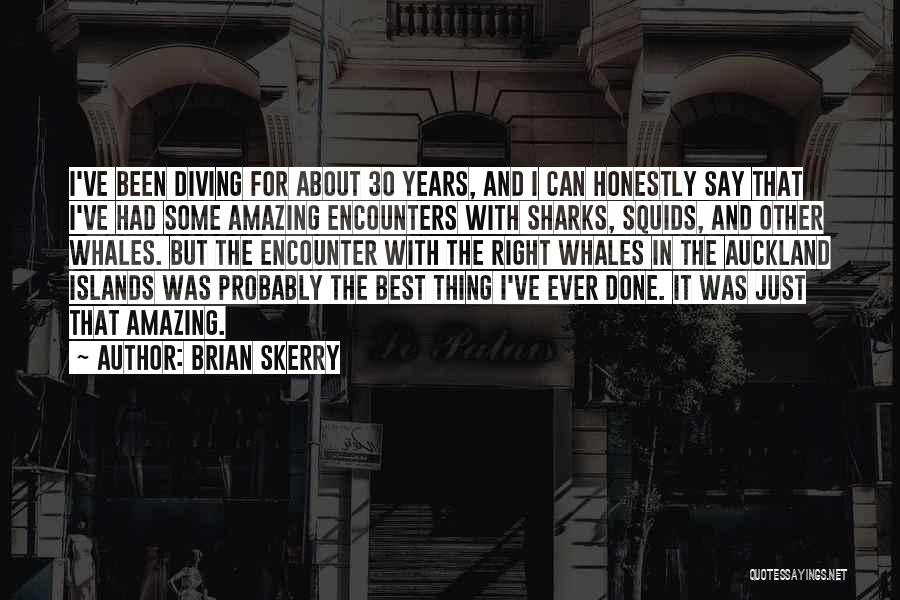 Auckland Quotes By Brian Skerry
