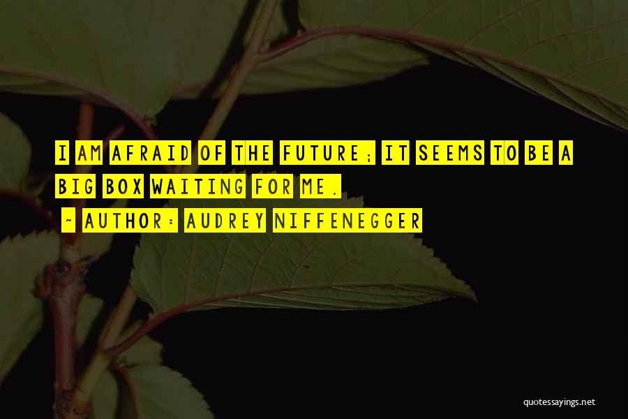 Audrey Niffenegger Quotes 101463