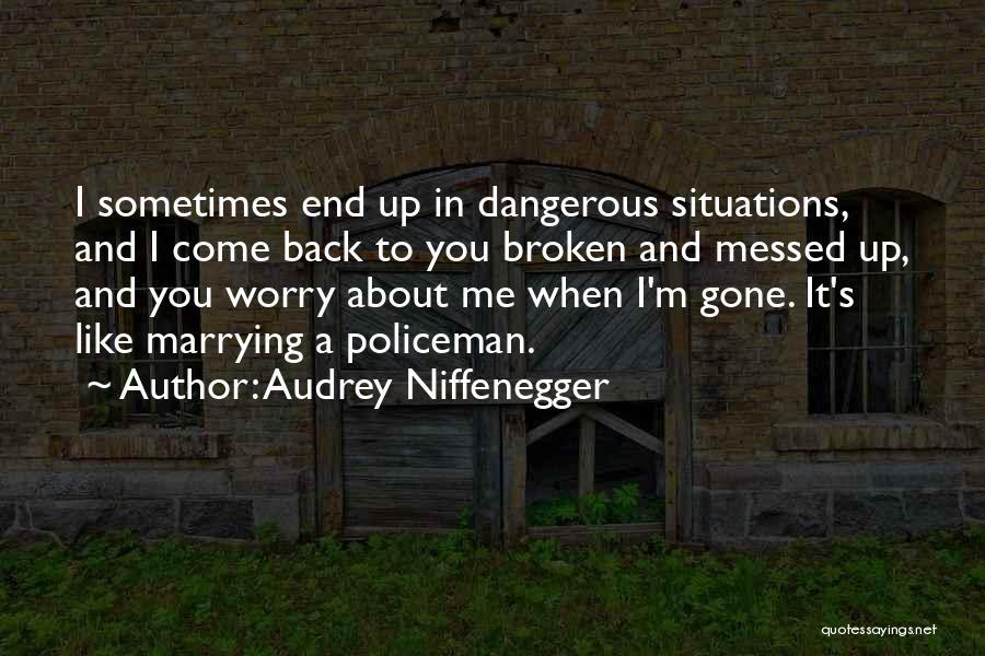 Audrey Niffenegger Quotes 1118578