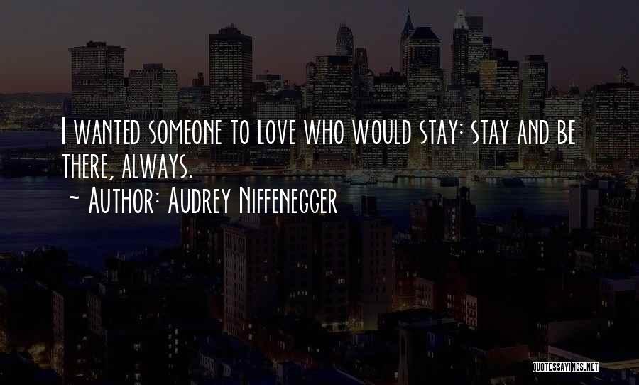 Audrey Niffenegger Quotes 1139266