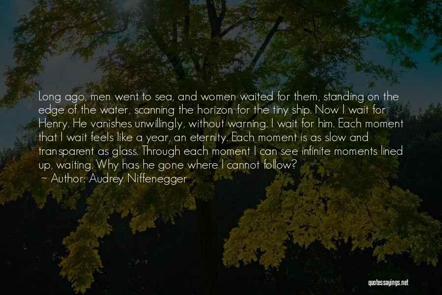 Audrey Niffenegger Quotes 115514