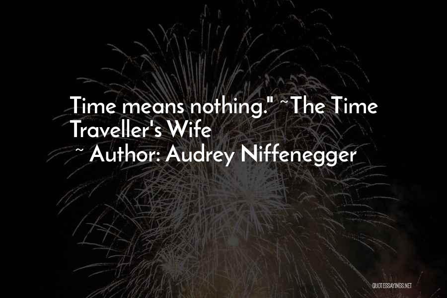 Audrey Niffenegger Quotes 1192916