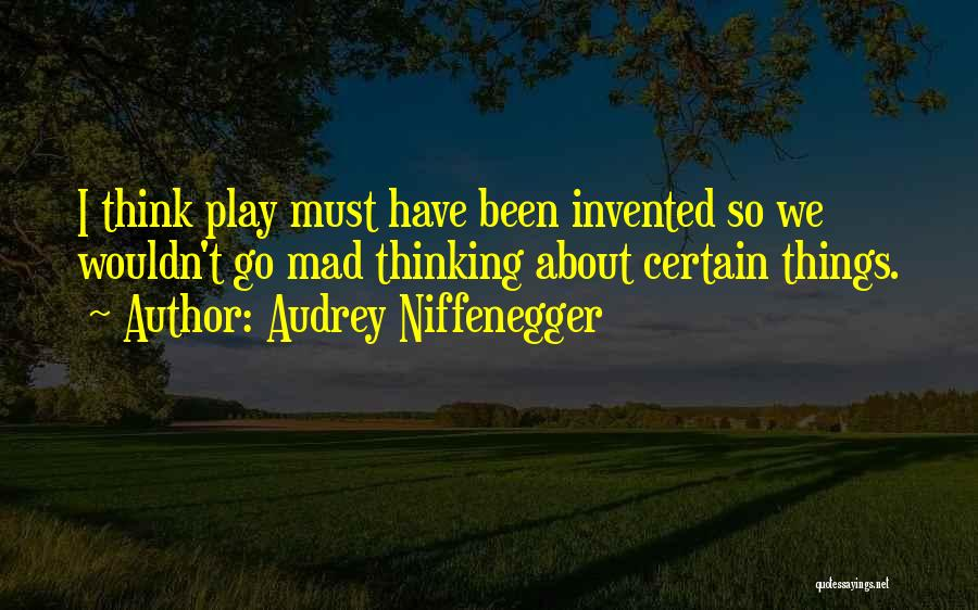 Audrey Niffenegger Quotes 1238269
