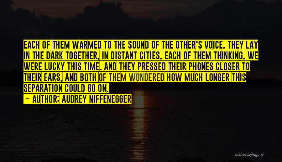 Audrey Niffenegger Quotes 131571