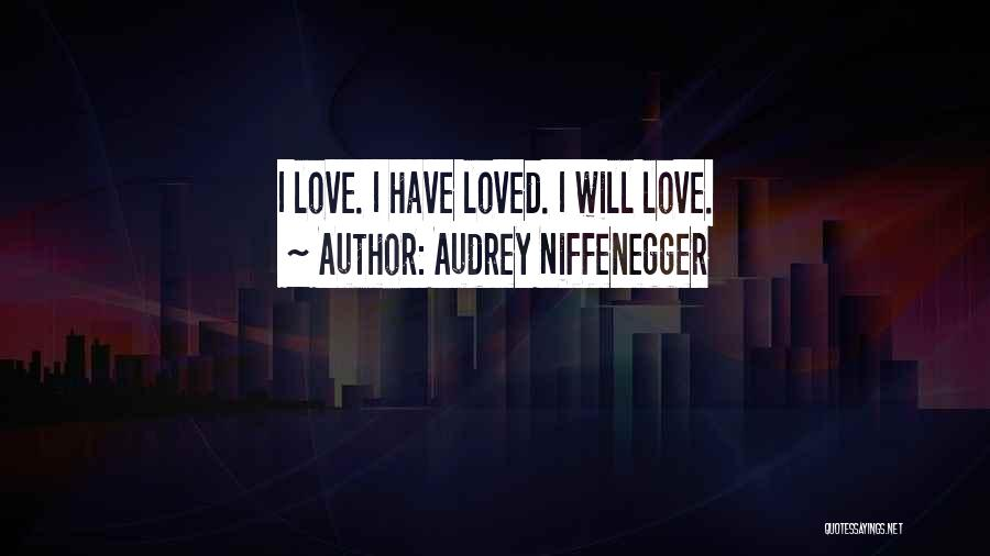 Audrey Niffenegger Quotes 1319294