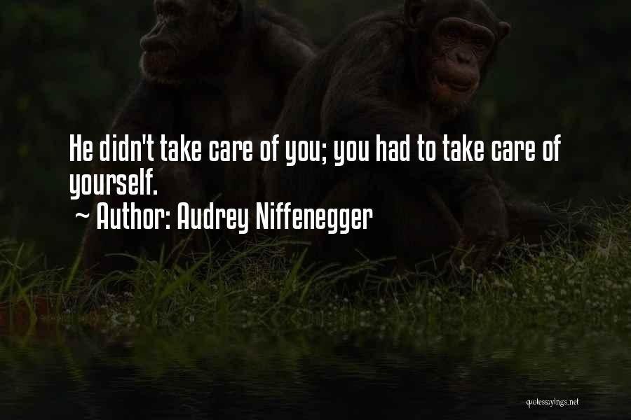 Audrey Niffenegger Quotes 1322848