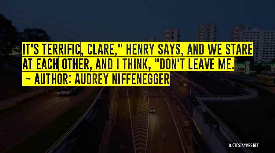Audrey Niffenegger Quotes 1448191