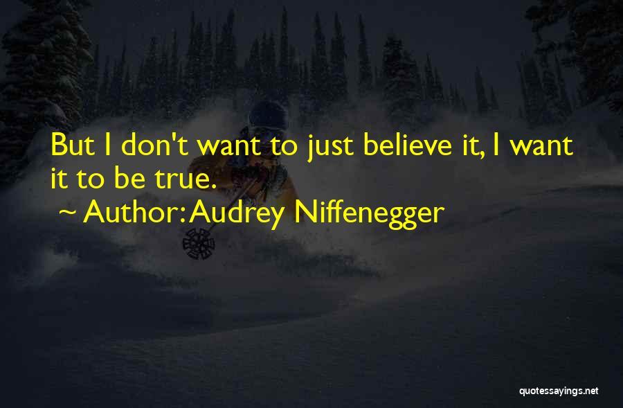 Audrey Niffenegger Quotes 162045