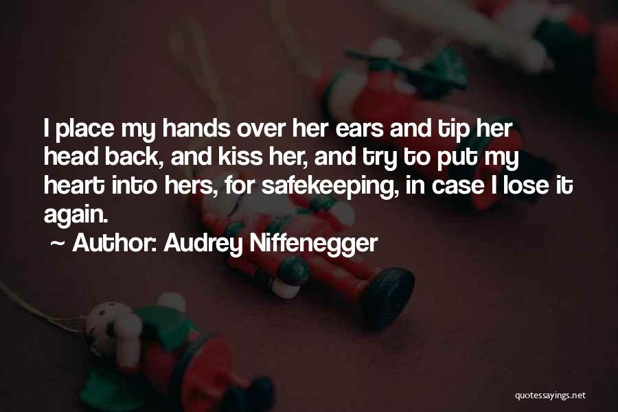 Audrey Niffenegger Quotes 1771206