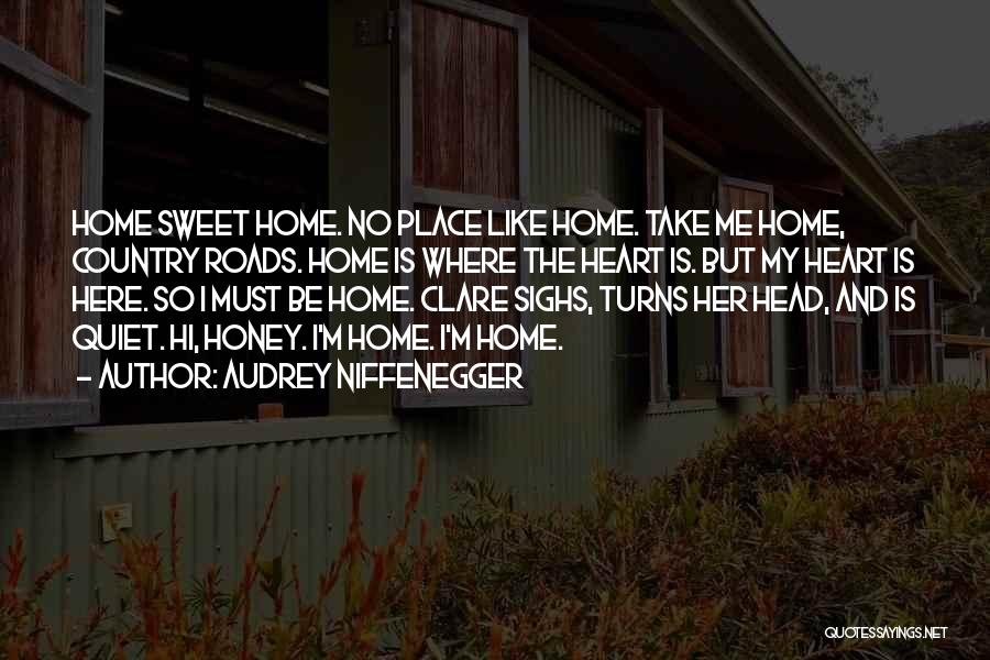 Audrey Niffenegger Quotes 1802742