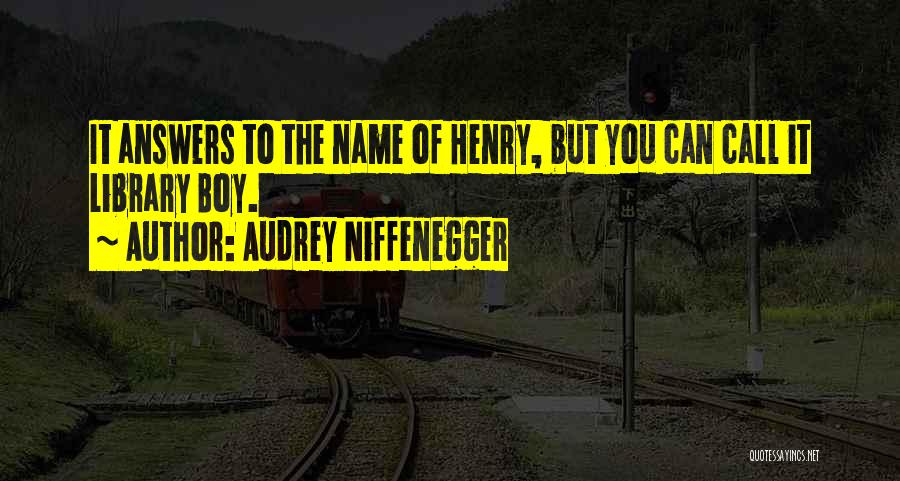 Audrey Niffenegger Quotes 1860473