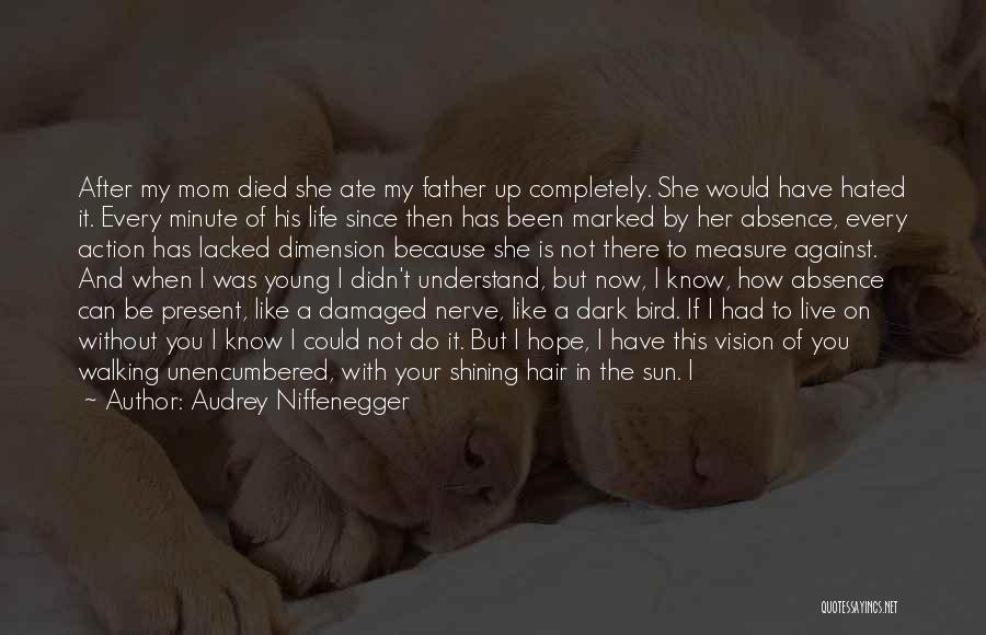 Audrey Niffenegger Quotes 1909644