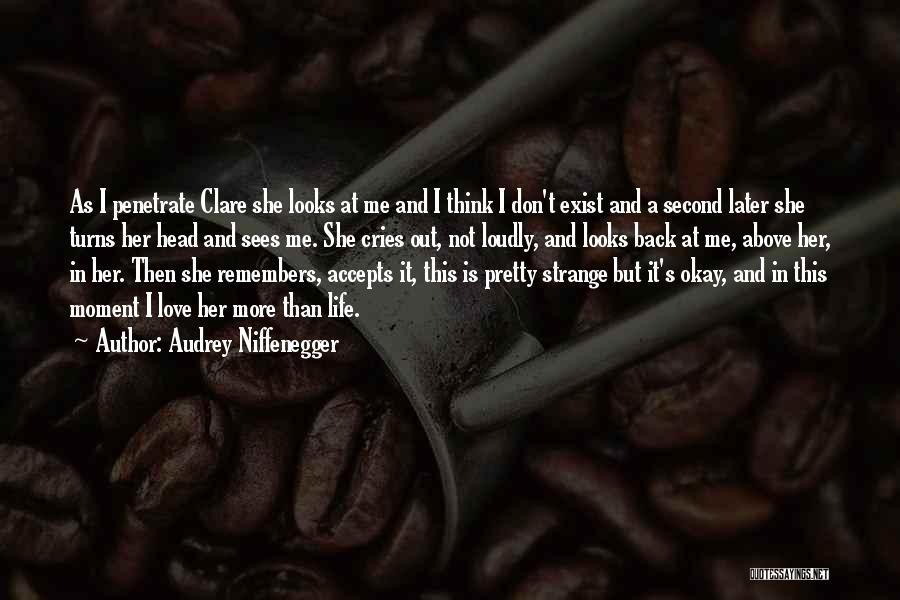 Audrey Niffenegger Quotes 2029342