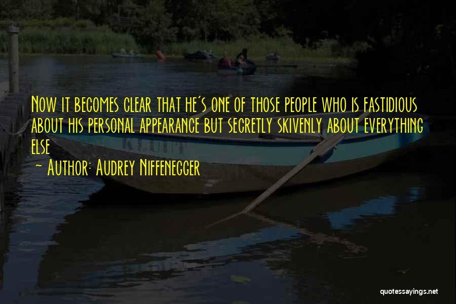 Audrey Niffenegger Quotes 2120573
