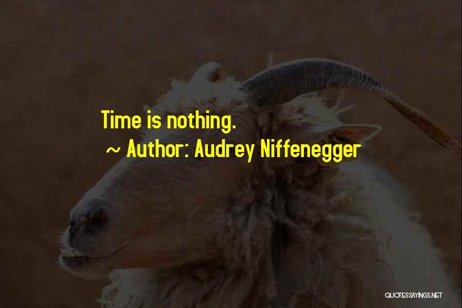 Audrey Niffenegger Quotes 2129477