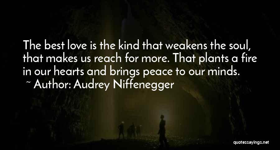 Audrey Niffenegger Quotes 2152548