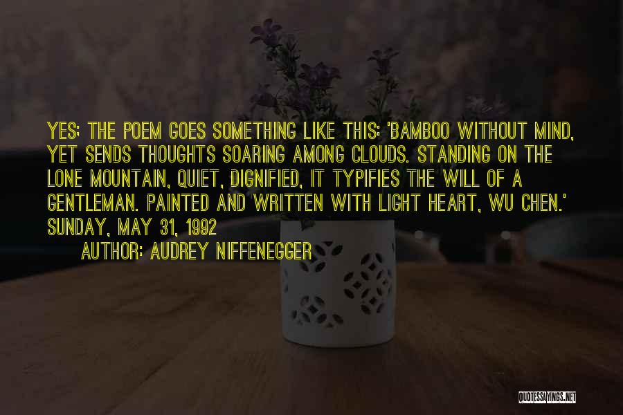 Audrey Niffenegger Quotes 2248547