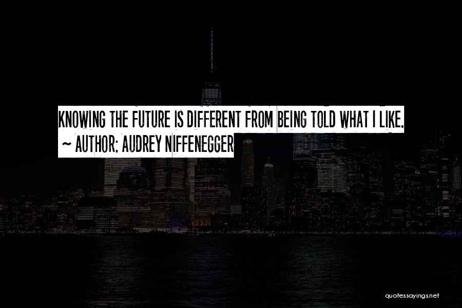 Audrey Niffenegger Quotes 2258164