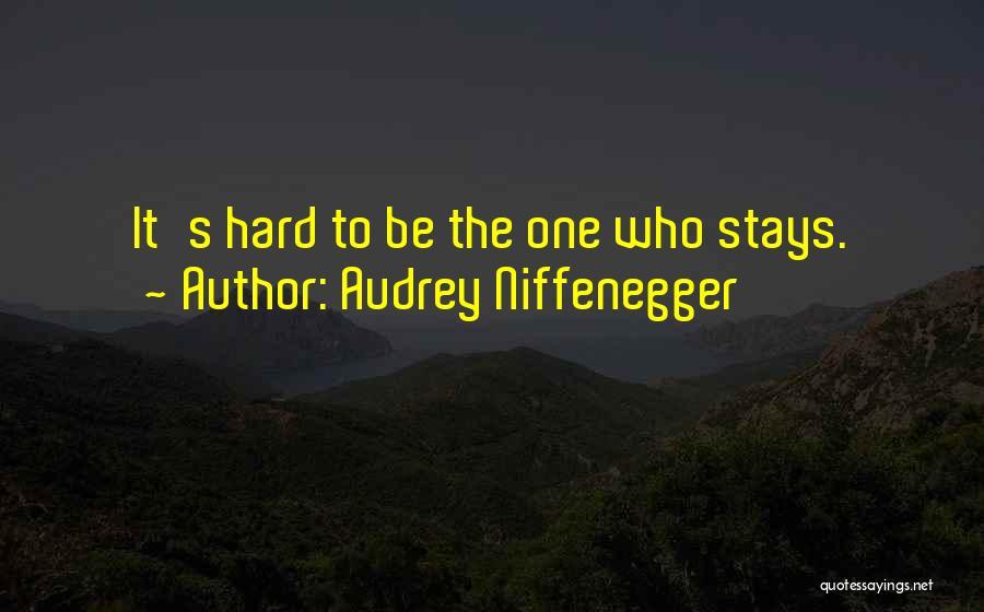 Audrey Niffenegger Quotes 237459