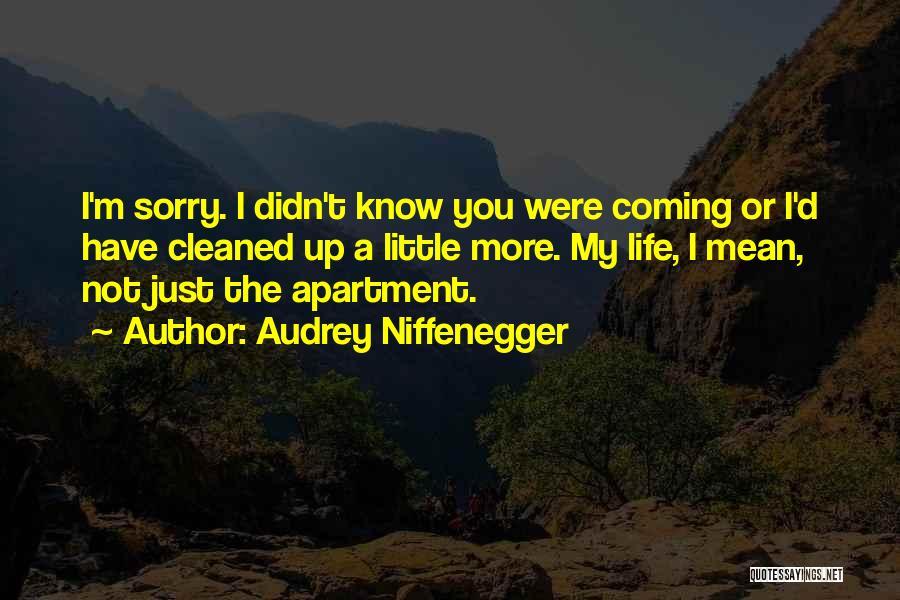 Audrey Niffenegger Quotes 316279