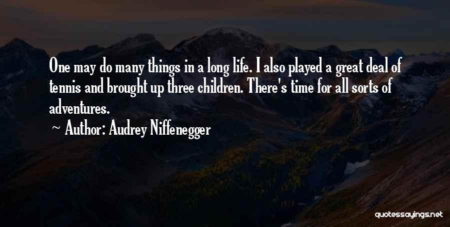 Audrey Niffenegger Quotes 418638