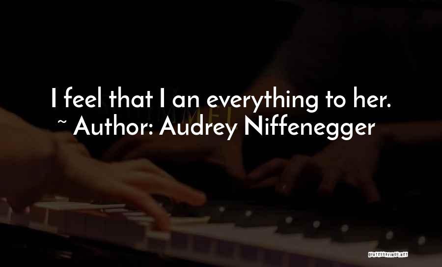 Audrey Niffenegger Quotes 567848