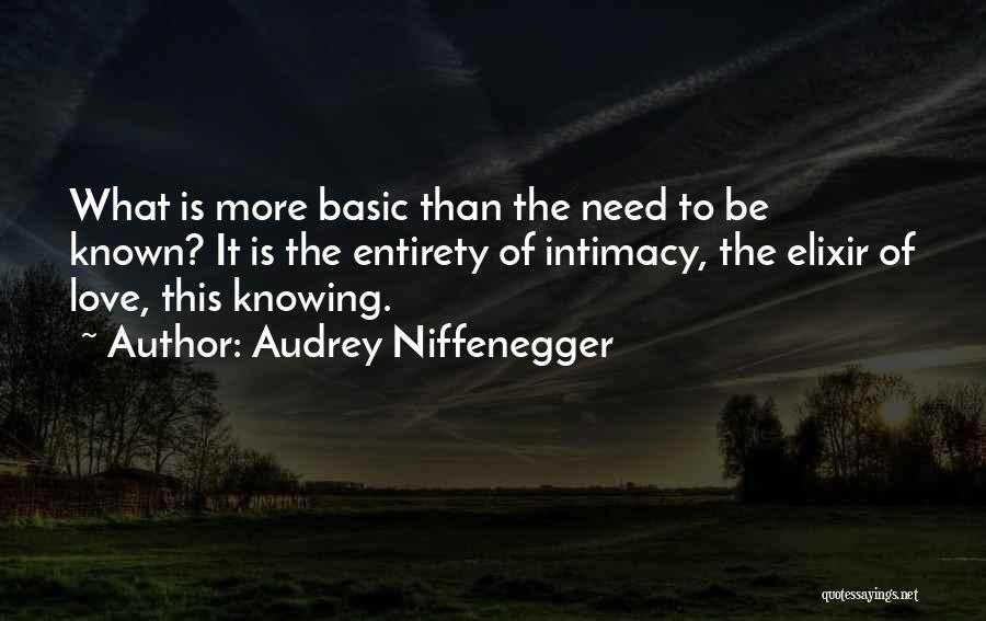 Audrey Niffenegger Quotes 575102
