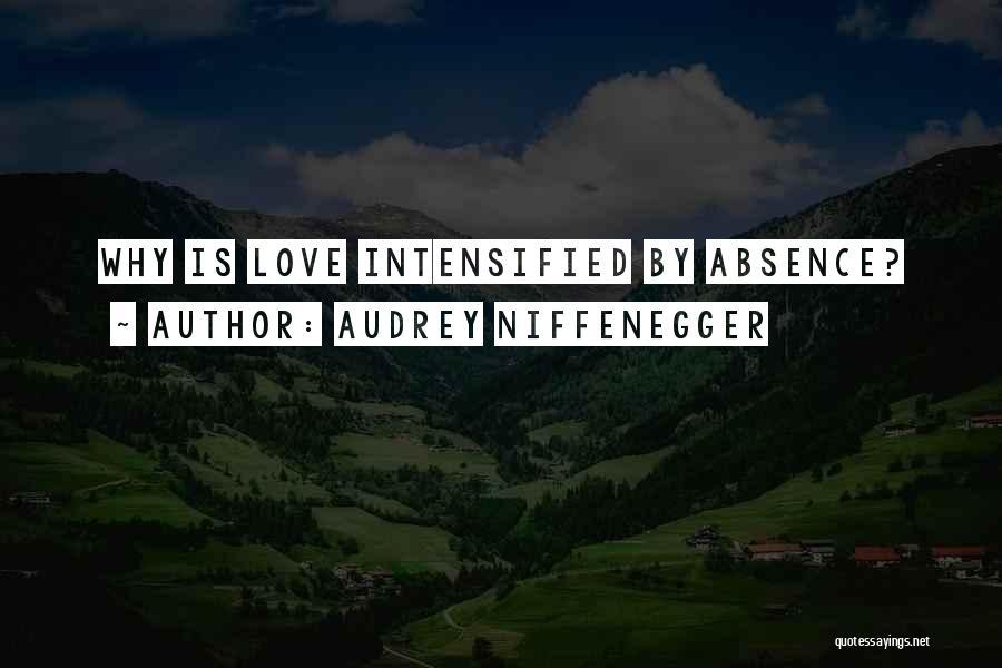 Audrey Niffenegger Quotes 598892
