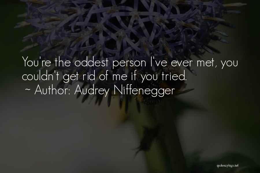 Audrey Niffenegger Quotes 654748