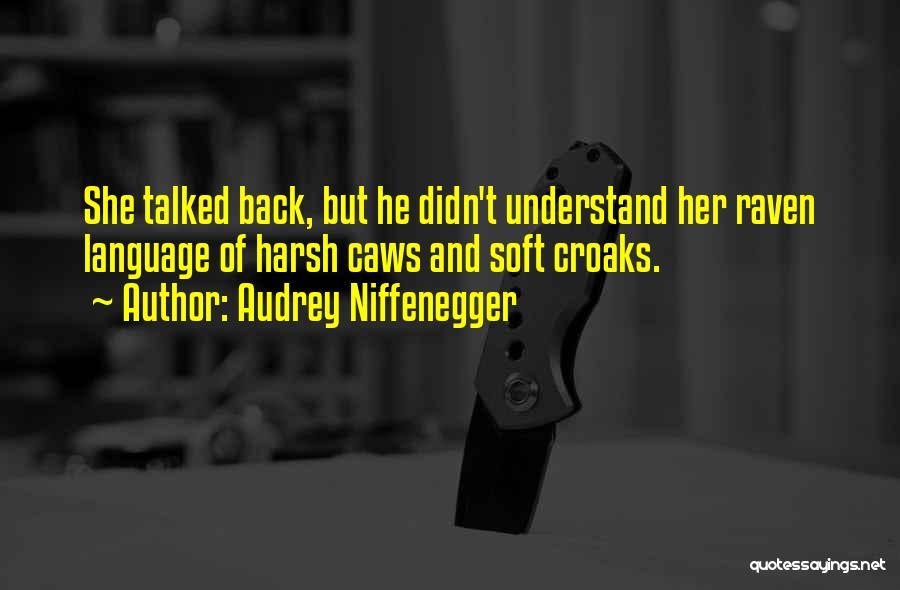 Audrey Niffenegger Quotes 738323