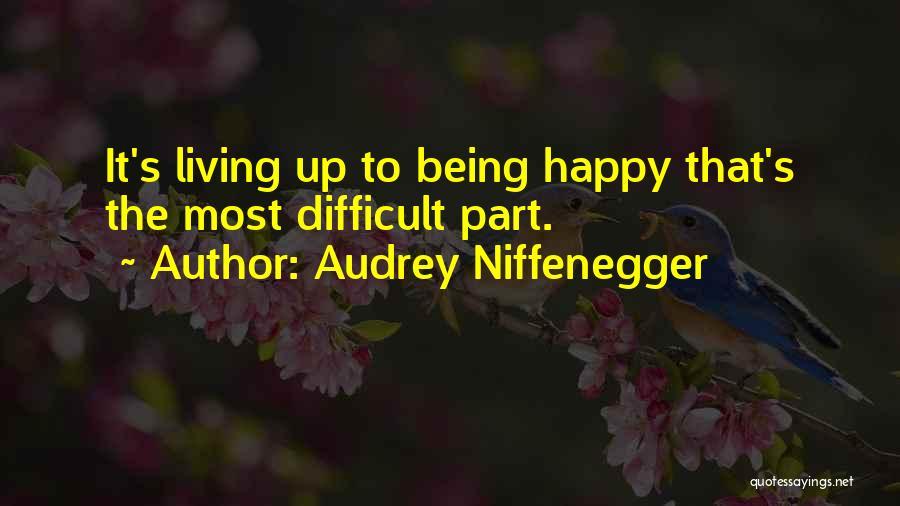 Audrey Niffenegger Quotes 751025