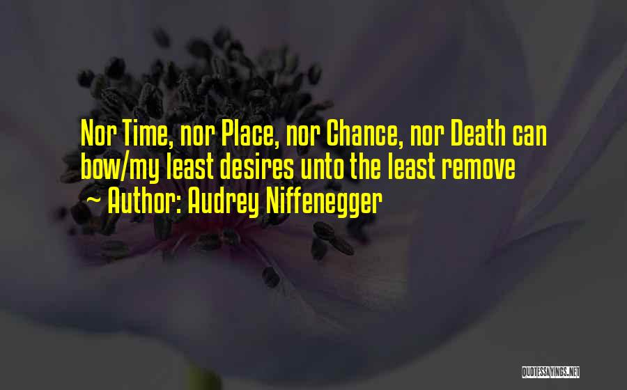Audrey Niffenegger Quotes 862087