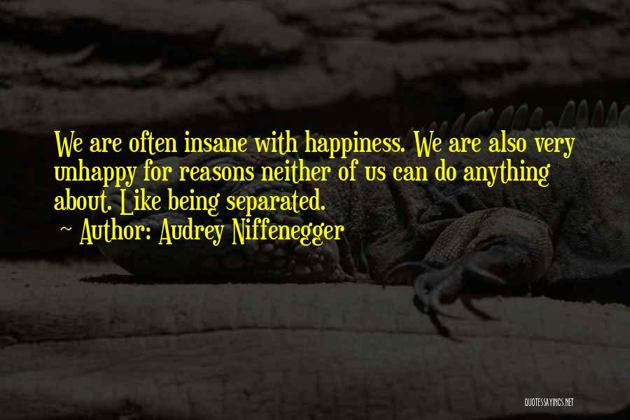Audrey Niffenegger Quotes 904681