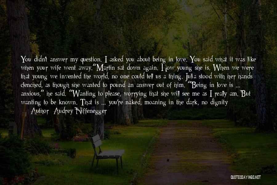Audrey Niffenegger Quotes 943646