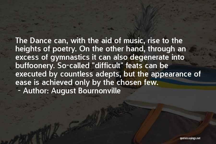 August Bournonville Quotes 1407381