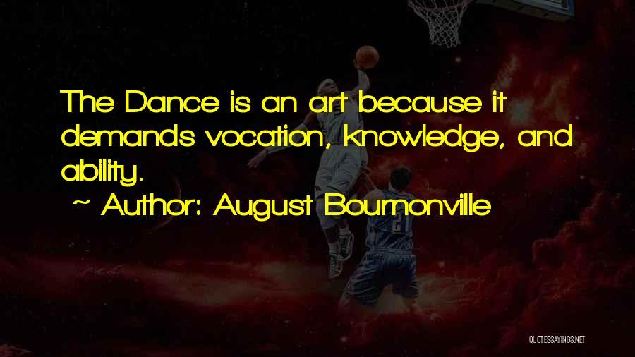 August Bournonville Quotes 1774678