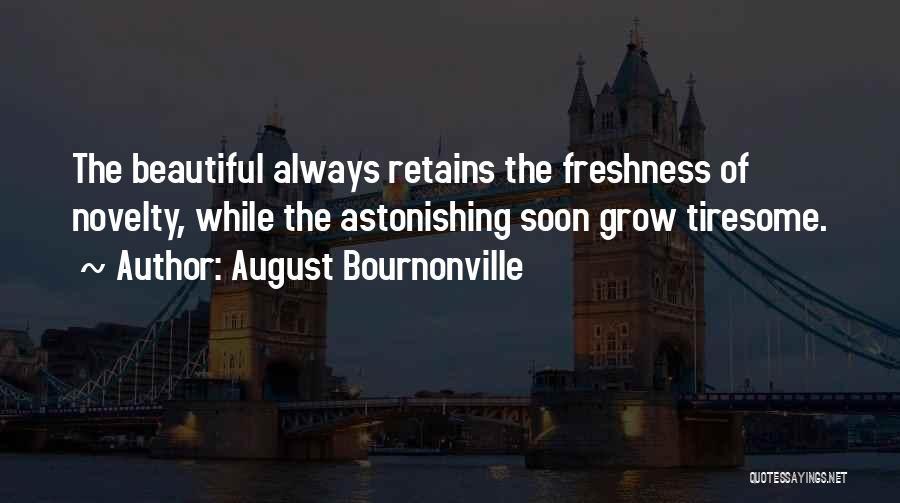 August Bournonville Quotes 679469