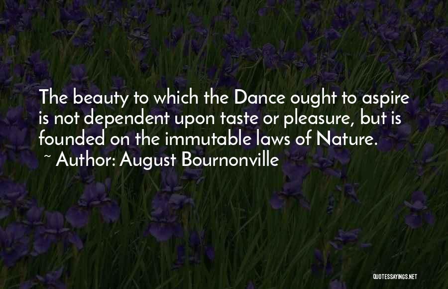 August Bournonville Quotes 695603