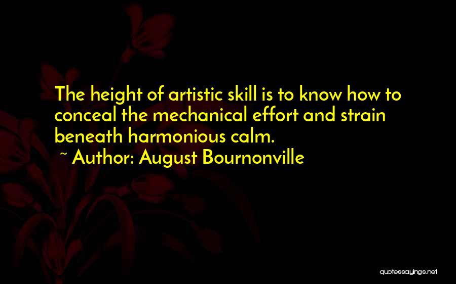 August Bournonville Quotes 770050