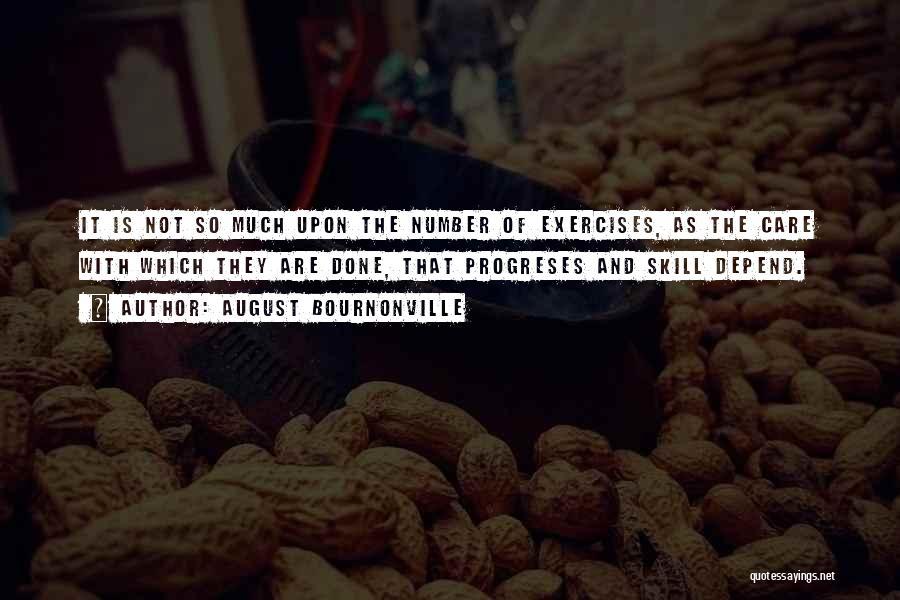 August Bournonville Quotes 898033