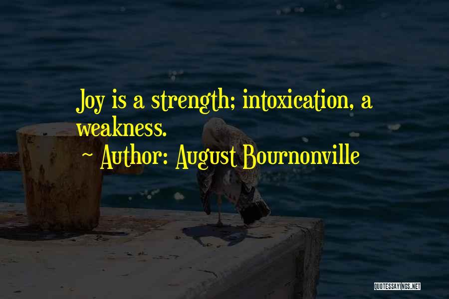 August Bournonville Quotes 898452