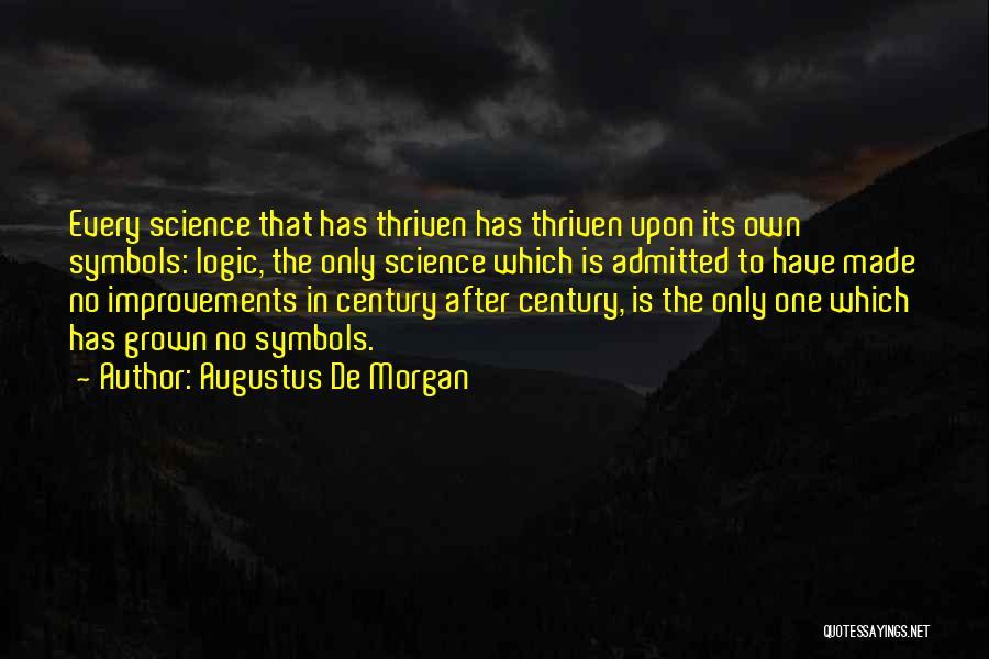 Augustus De Morgan Quotes 1717990