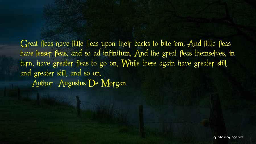 Augustus De Morgan Quotes 2251290