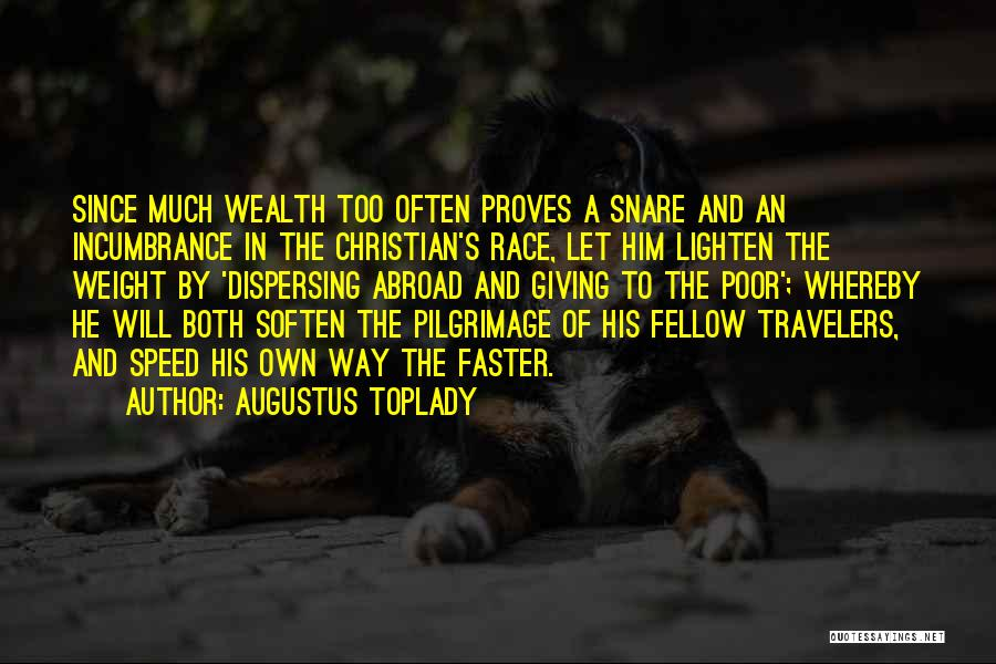 Augustus Toplady Quotes 1805808