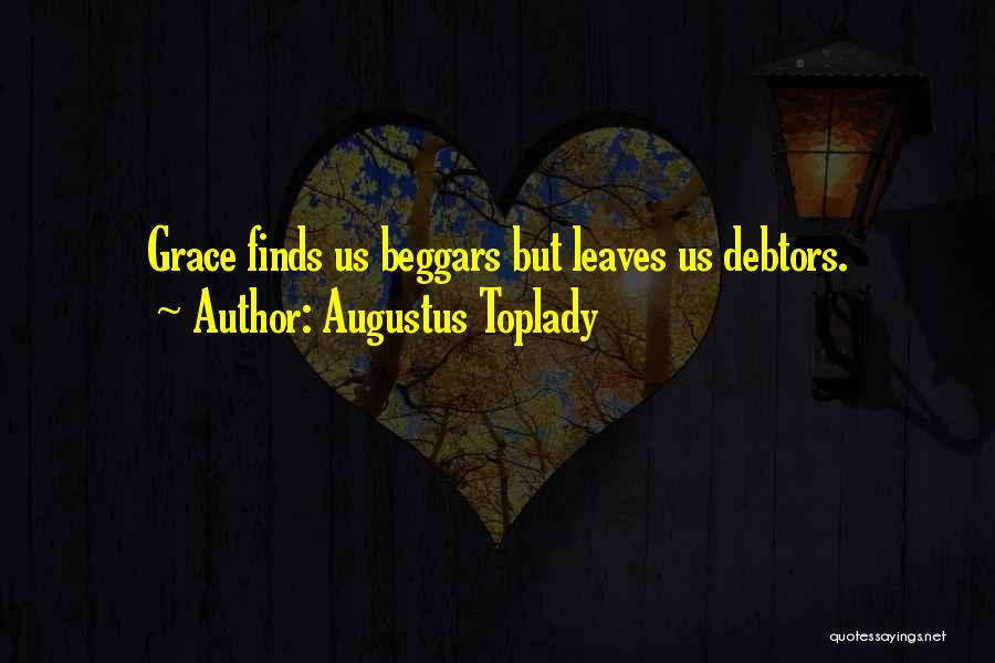 Augustus Toplady Quotes 191650