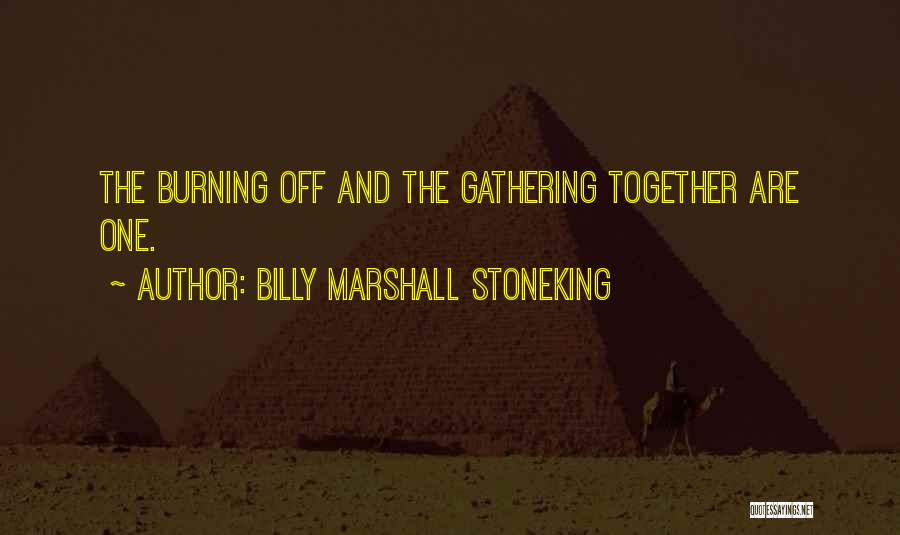 Australian Poetry Quotes By Billy Marshall Stoneking