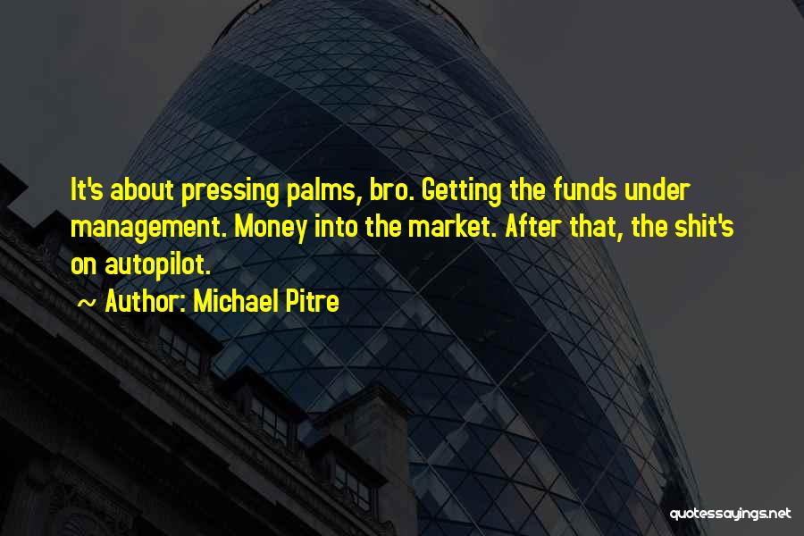 Autopilot Quotes By Michael Pitre