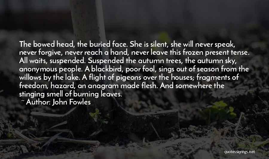 Autumn Leaves Quotes By John Fowles