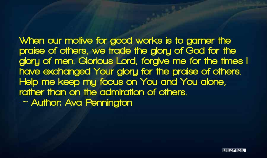 Ava Pennington Quotes 354821